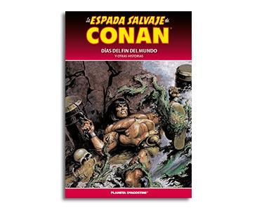La espada salvaje de Conan volumen 88