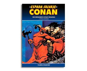 La espada salvaje de Conan volumen 89