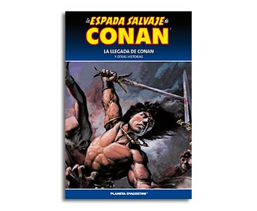 La espada salvaje de Conan volumen 86