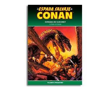La espada salvaje de Conan volumen 87