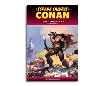 La espada salvaje de Conan volumen 4