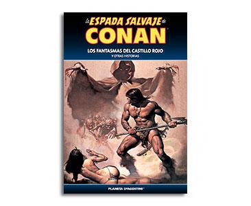 La espada salvaje de Conan volumen 5