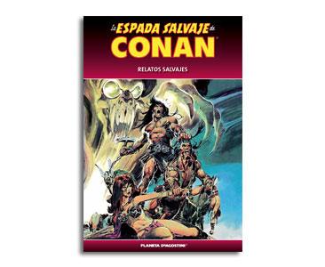 La espada salvaje de Conan volumen 1