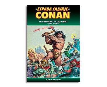La espada salvaje de Conan volumen 6
