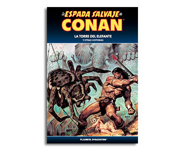 La espada salvaje de Conan volumen 8