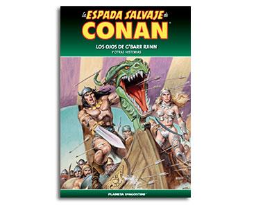 La espada salvaje de Conan volumen 39