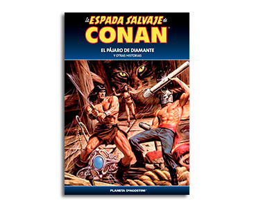 La espada salvaje de Conan volumen 32
