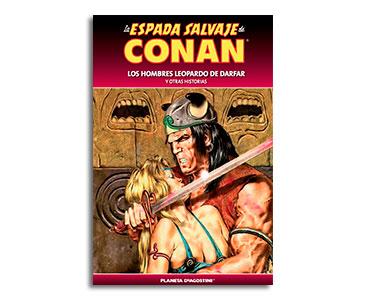 La espada salvaje de Conan volumen 34