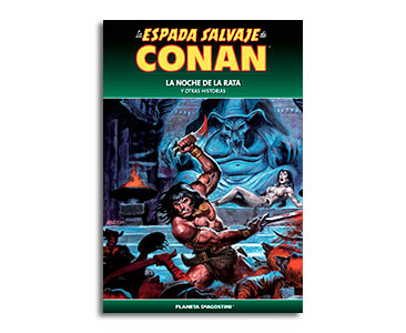 La espada salvaje de Conan volumen 33