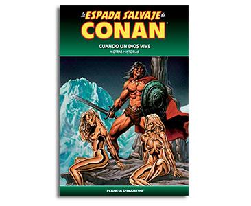 La espada salvaje de Conan volumen 36