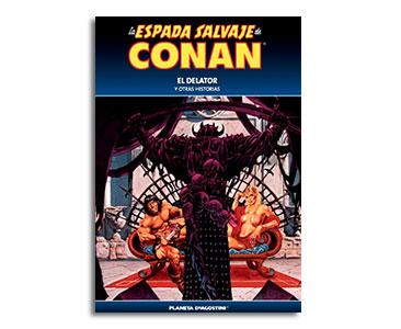 La espada salvaje de Conan volumen 35