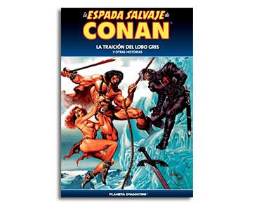 La espada salvaje de Conan volumen 38