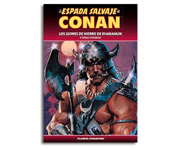 La espada salvaje de Conan volumen 37