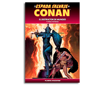 La espada salvaje de Conan volumen 40