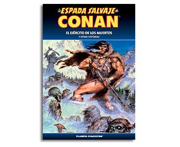 La espada salvaje de Conan volumen 41
