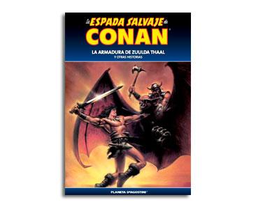 La espada salvaje de Conan volumen 29