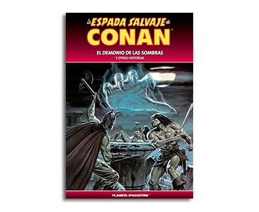 La espada salvaje de Conan volumen 28