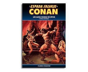La espada salvaje de Conan volumen 23