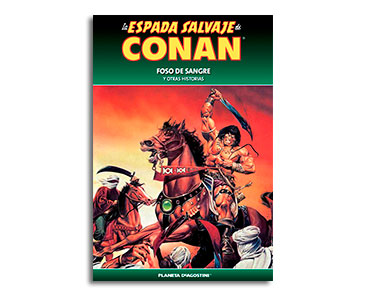 La espada salvaje de Conan volumen 21