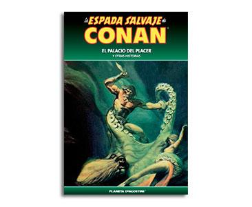 La espada salvaje de Conan volumen 27