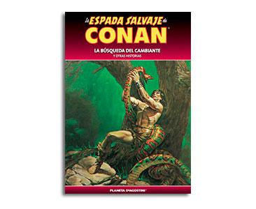 La espada salvaje de Conan volumen 25