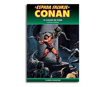 La espada salvaje de Conan volumen 24