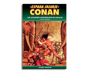 La espada salvaje de Conan volumen 30