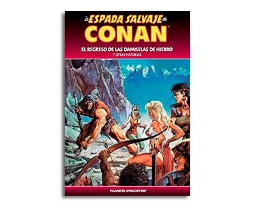 La espada salvaje de Conan volumen 58