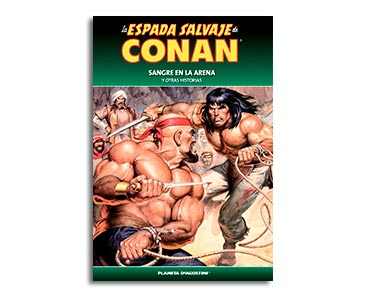 La espada salvaje de Conan volumen 57