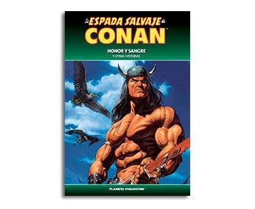 La espada salvaje de Conan volumen 54