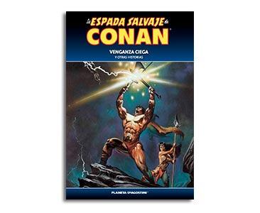 La espada salvaje de Conan volumen 53