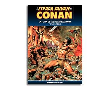 La espada salvaje de Conan volumen 56
