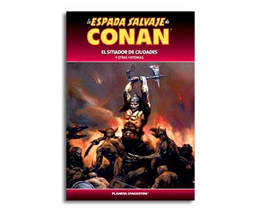 La espada salvaje de Conan volumen 55