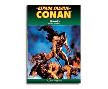 La espada salvaje de Conan volumen 60