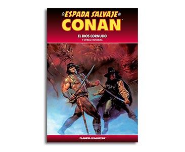 La espada salvaje de Conan volumen 61