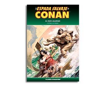 La espada salvaje de Conan volumen 63