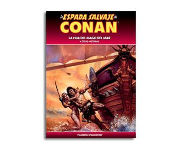 La espada salvaje de Conan volumen 49