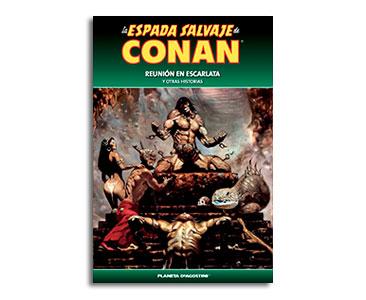 La espada salvaje de Conan volumen 48