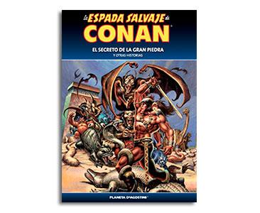 La espada salvaje de Conan volumen 47
