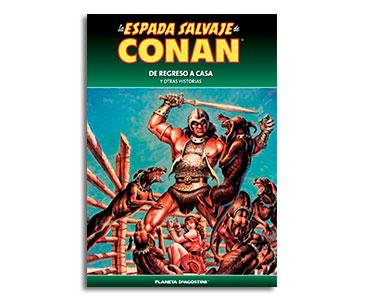 La espada salvaje de Conan volumen 45