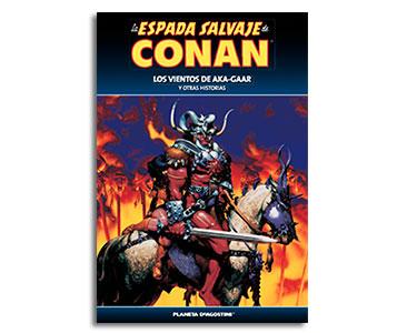 La espada salvaje de Conan volumen 44