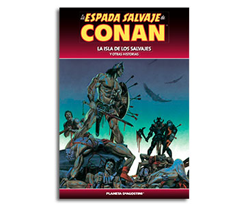 La espada salvaje de Conan volumen 43