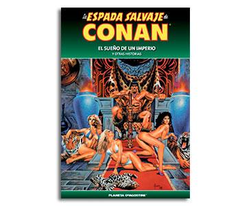 La espada salvaje de Conan volumen 42