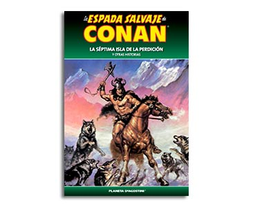 La espada salvaje de Conan volumen 51