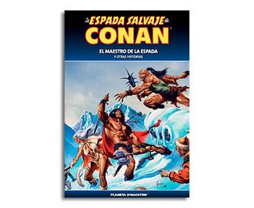 La espada salvaje de Conan volumen 50
