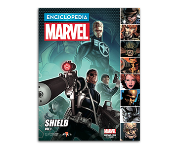 Libro 22: SHIELD VOLUMEN 1