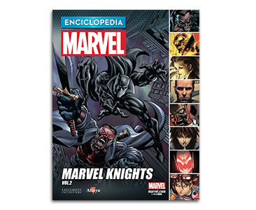 Libro 25: MARVEL KNIGHTS VOLUMEN 2