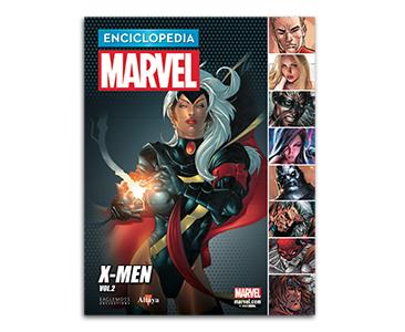 Libro 23: X-MEN VOLUMEN 2