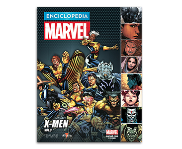 Libro 27: X-MEN VOLUMEN 3