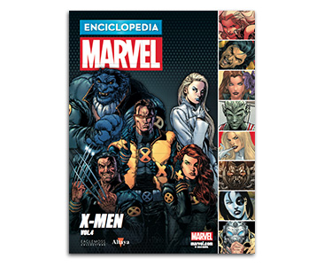 Libro 32: X-MEN VOLUMEN 4